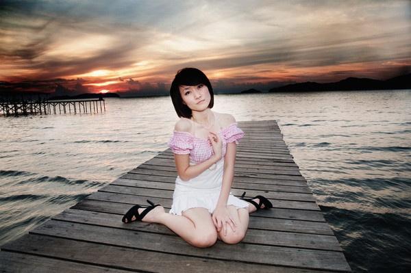 Sunset Love by zero5phh