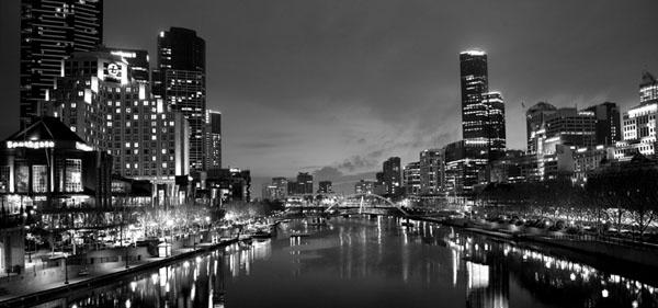 Melbourne by lesleywilliamson