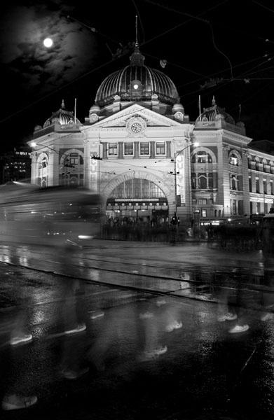 Flinder\'s Station by lesleywilliamson