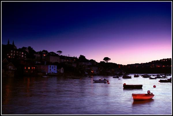 Fowey, Cornwall by jimbo_t