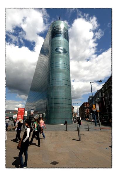 Urbis Centre manchester by barry john