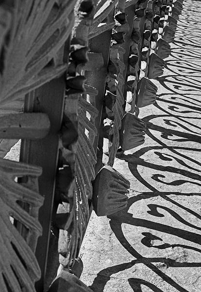 Shadows & Shapes by conrad