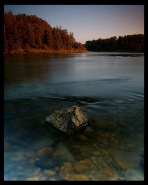 River Rock by A_Harrison