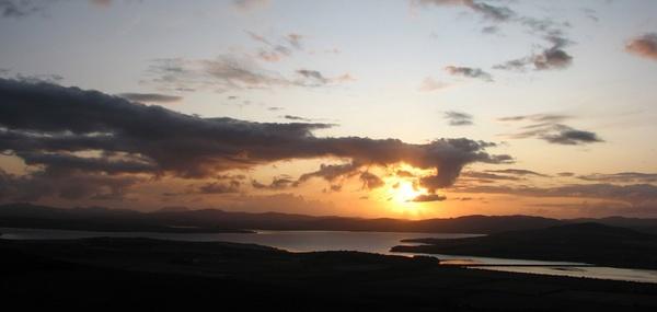 Inch Sunset II by Declanworld