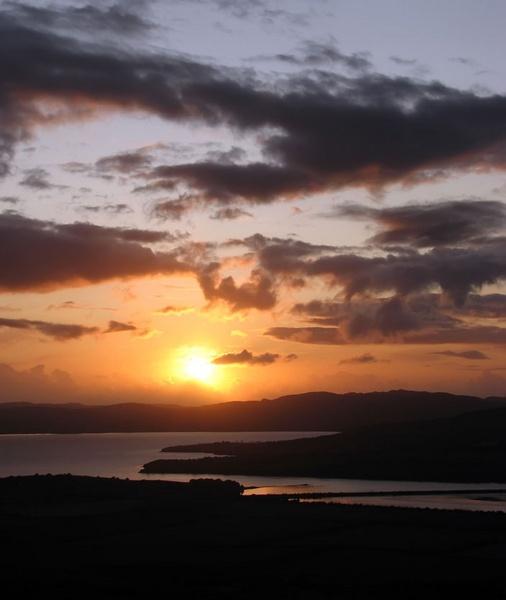 Inch Sunset III by Declanworld