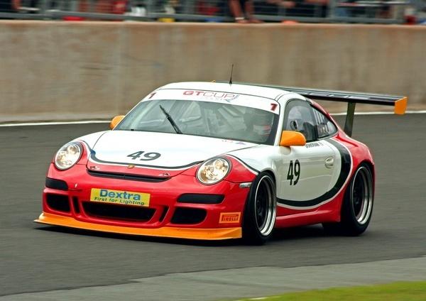 Porsche by sandycroft