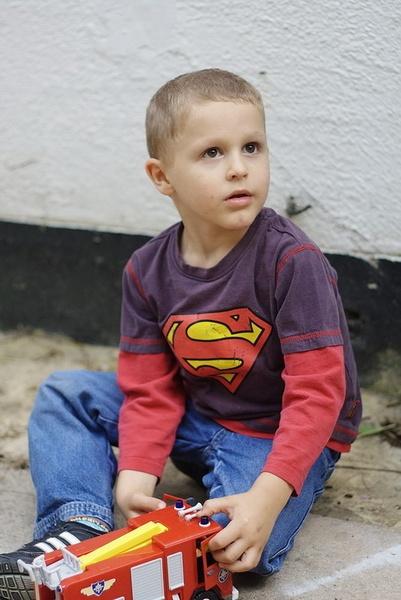Superman by jcf