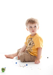 child hi- lite background