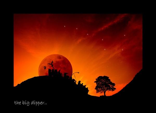 the big dipper.. by Scaramanga