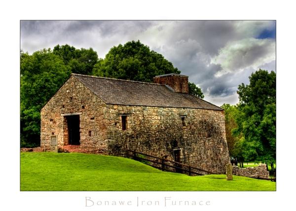 Bonawe Iron Furnace by allan_j