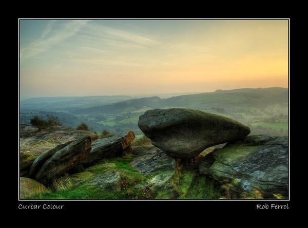 Curbar Colour by RFphotography