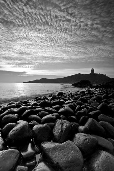 Dunstanburgh by coxy