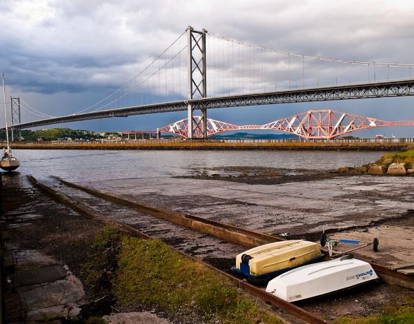 Two bridges by Woofmix