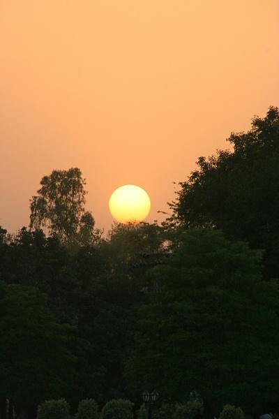 Pakistan Sunset by stevenclark