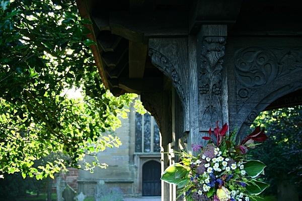 Church Gateway by stevenclark