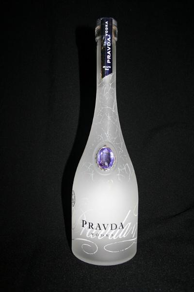 Pravda Vodka by x_posure