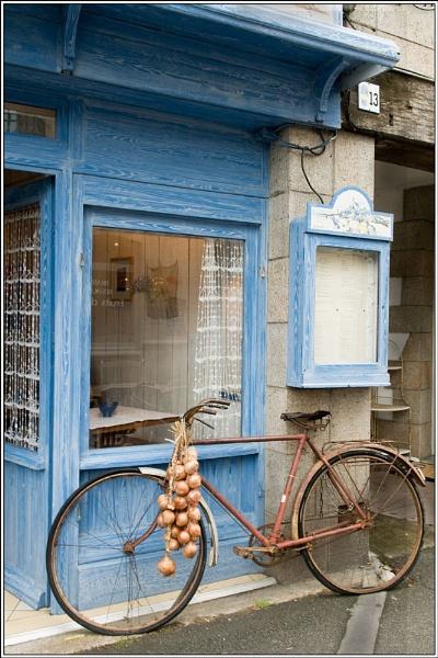 Onion-seller\'s bike. by david357