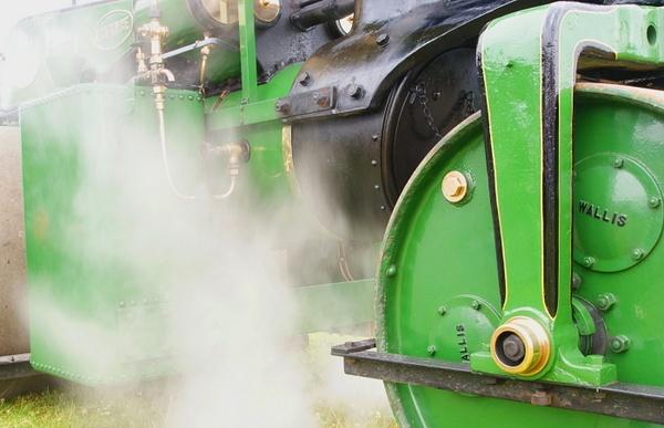 Letting Off Steam by catmandu