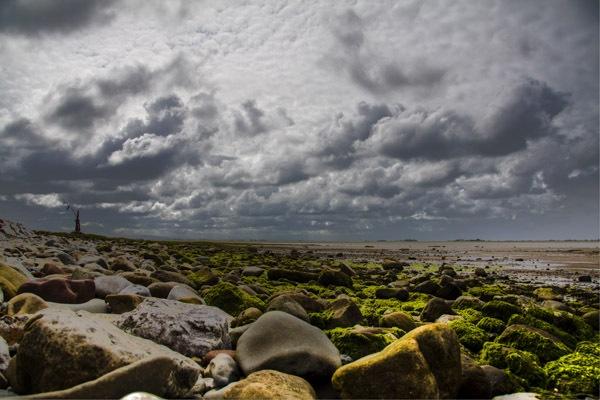 Beach And Sky... by Steve1812