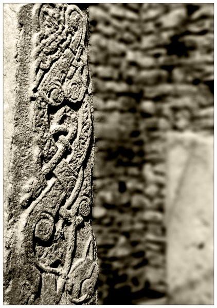 Celtic Detail by Kot