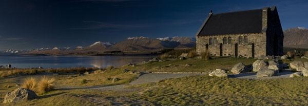 Church of the Good Shepherd by lesleywilliamson