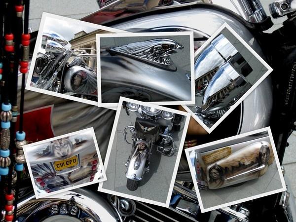 Motorcycle Artwork by block119er
