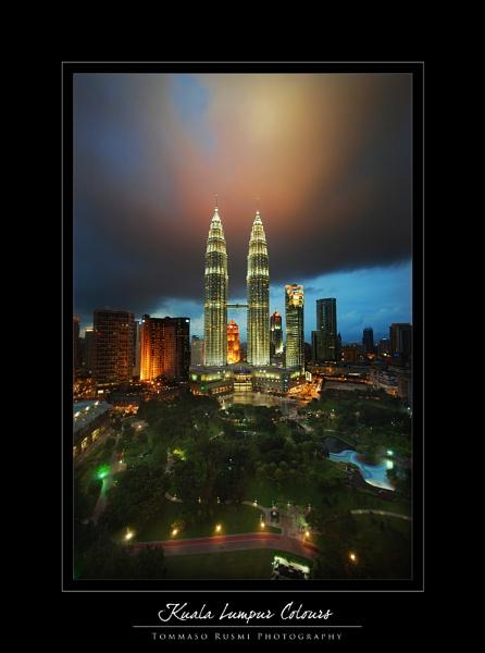 Kuala Lumpur Colours by rusmi