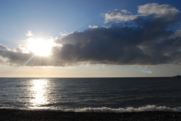 Sunset by avon