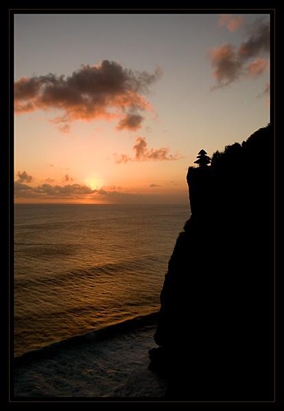 ULU WATU Sunset by jimbocarroll