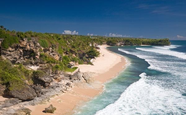 Bali Beach by jkennedy