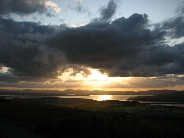 Inch Sunset V by Declanworld