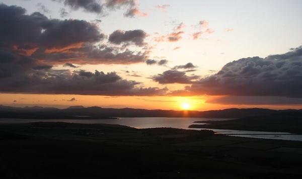 Inch Sunset VI by Declanworld
