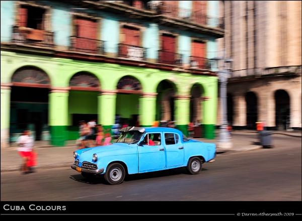 Cuba Colours