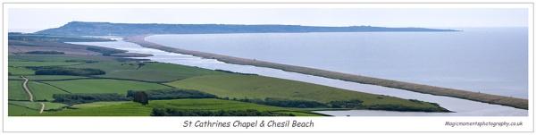Chesil Beach by Martin_R