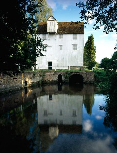 Lode Mill by fennera