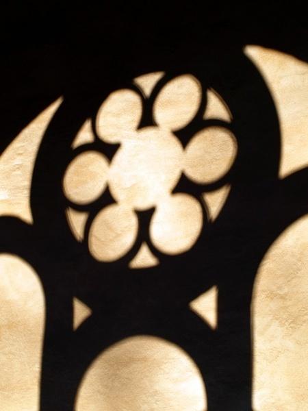 Trier Germany Cathedral (Dom) Shadow by DavidInBulgaria