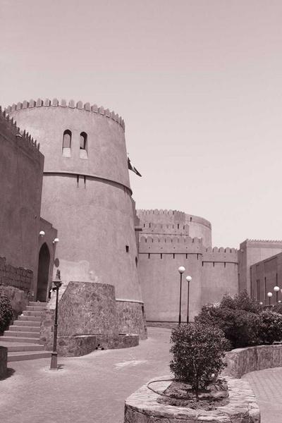 Nizwa Fort by madhujitha
