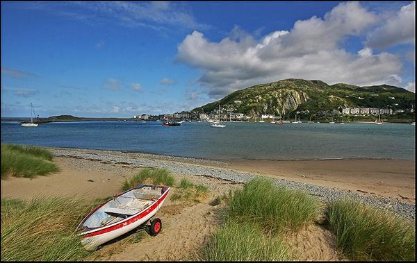 Barmouth Over The Estuary by urdygurdy