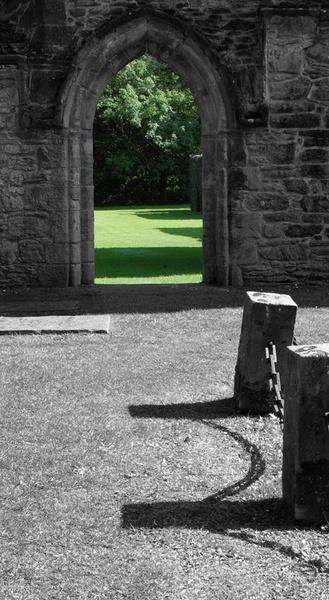 Inchmahome Priory 2 by bigbadgoggs