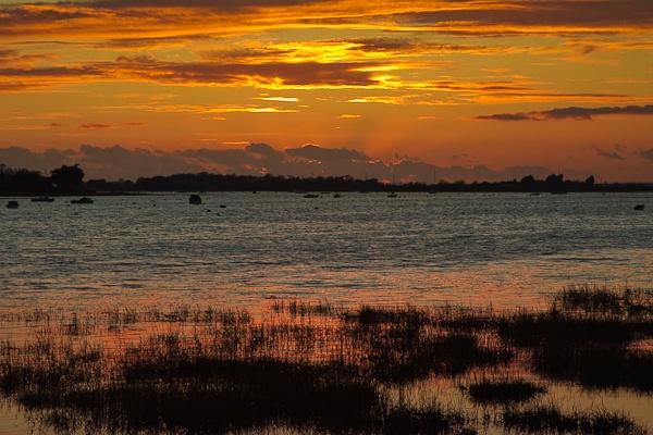 Bosham after the sun sets by Phil_Bird