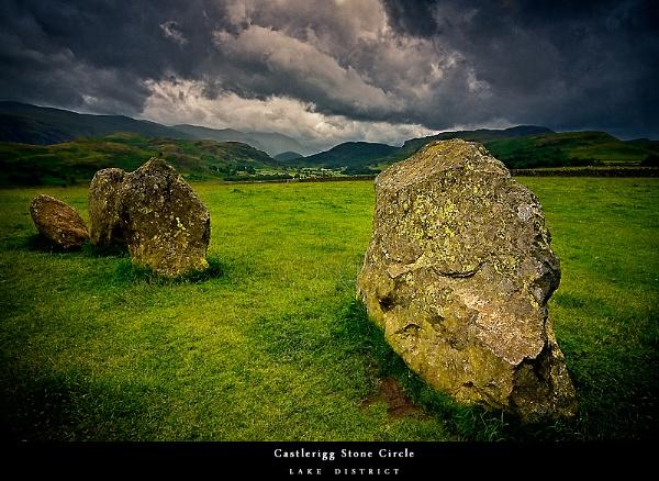 CASTLERIGG STONE CIRCLE_3 by ovi