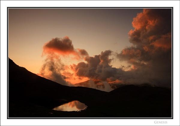 Genesis... by Scottishlandscapes