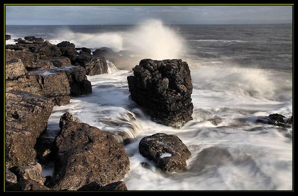 The Rock by mjstead