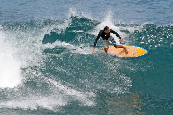 Bali Surfer by jkennedy