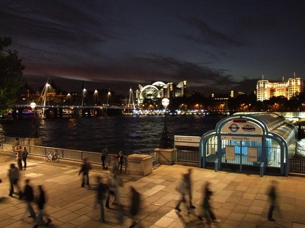 Embankment by NatalieCHurrell
