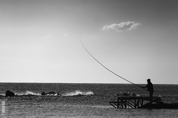 the fisherman by Thiternik