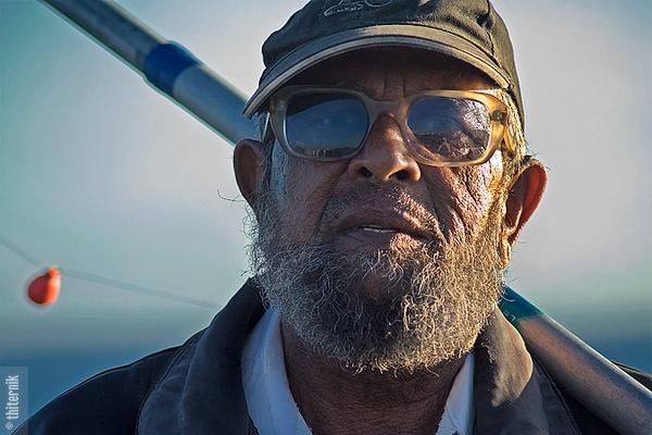 Elias, the fisherman by Thiternik
