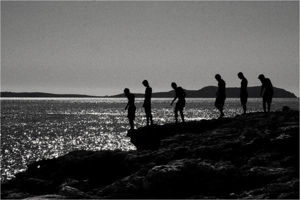 Ibiza lemmings by jarendell