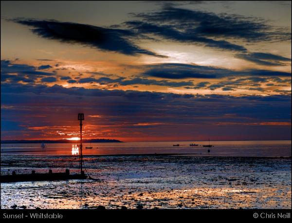 Sunset by neill5409