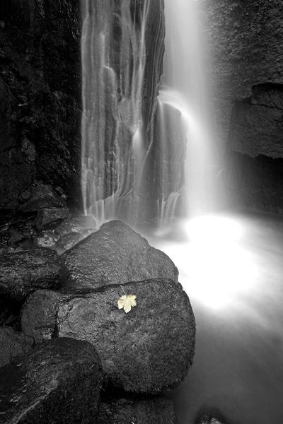 Waterfall by coxy